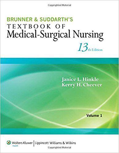 Medical-surgical Nursing Brunner Pdf