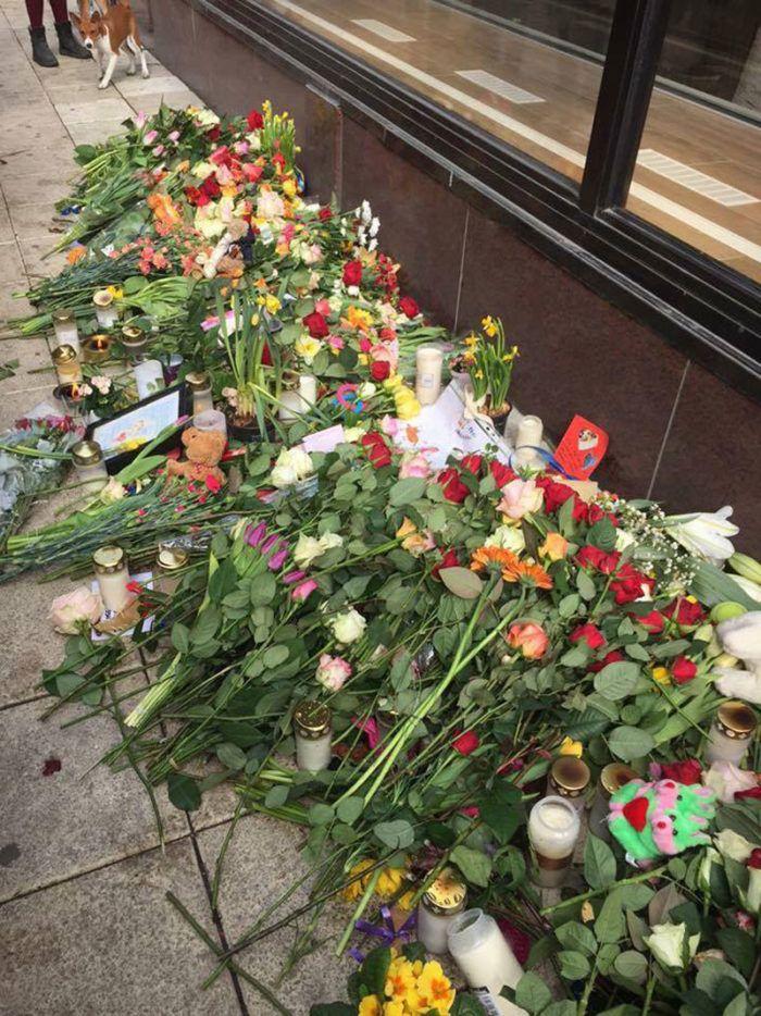 Hunden Iggy dog i attacken i Stockholm | Allas.se