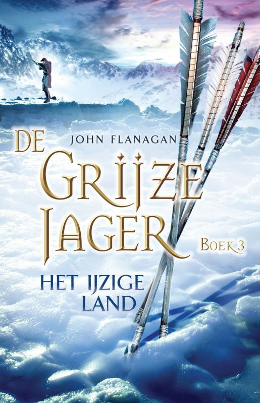 Het ijzige land (Boek, 18e dr) door John Flanagan | Literatuurplein.nl