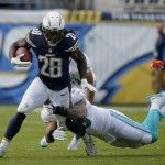 Chargers GM not concerned about Melvin Gordon's microfracture surgery - http://blog.clairepeetz.com/chargers-gm-not-concerned-about-melvin-gordons-microfracture-surgery/