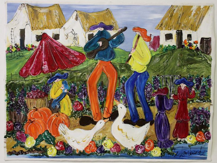 Title:  STREET JOY.  Artist: MARILISE LOMBARD  ACRYLIC ON BOXED CANVAS.  Size: 66X88CM. – UNFRAMED  Price: ZAR 12,650 Puchase on buying cart at www.africaskygalley.com Contact Email: info@africaskygalley.com