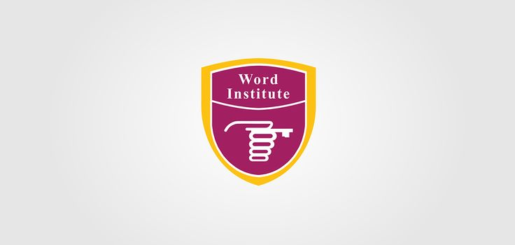 This is the Logo for Word Institute