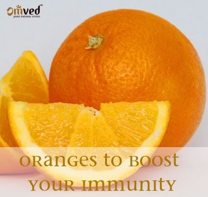 Connect with OmVed to know the A-Z of Healthy Living ~ O is for an orange that is packed with endless health benefits! - It helps to lower cholesterol - Regulates high blood pressure- Powerful antioxidants protect the skin- Great for the eyes and promotes brain development- Helps protect against diseases of the heart and kidney - Helps to fight against viral infections and boosts immunity