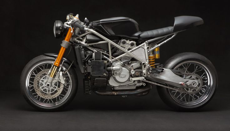 Ducati 999VX Collectible limited edition Motorcycles remade in Italy | New York - www.venier-customs.com  Ducati 999s http://www.bikeexif.com/ducati-999s