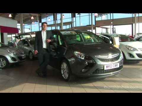 Vauxhall Zafira Tourer review. #Vauxhall #Zafira #Tourer #video #review