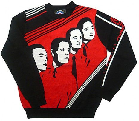 Dangerous Minds | Awesome Kraftwerk sweater