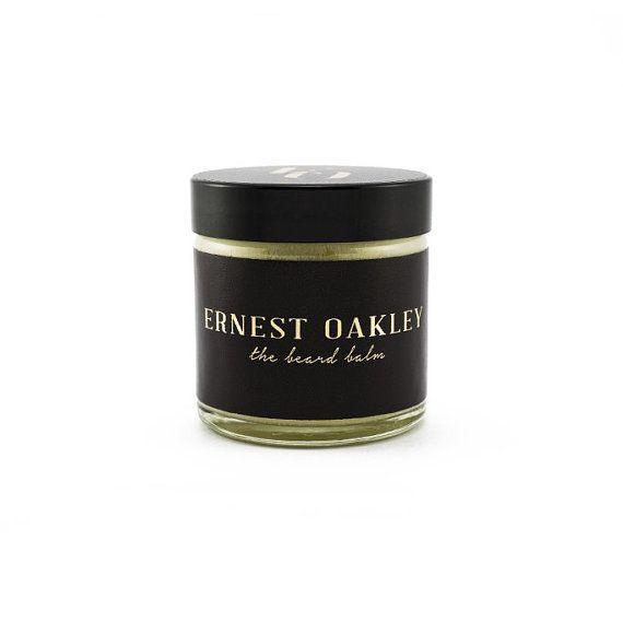 Ernest Oakley  Beard Balm  60g by Ernest Oakley on Etsy