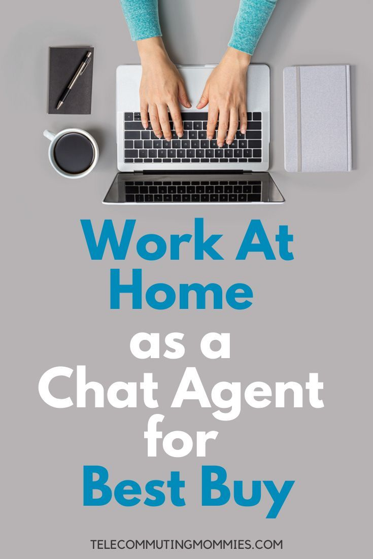 Chat Jobs At Home With Best Buy A Non Phone Work At Home Job In