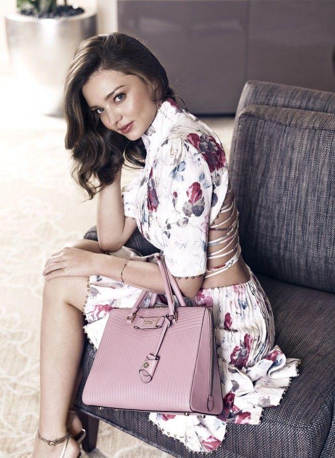 Miranda Kerr – Samantha Thavasa Spring/Summer Campaign 2016