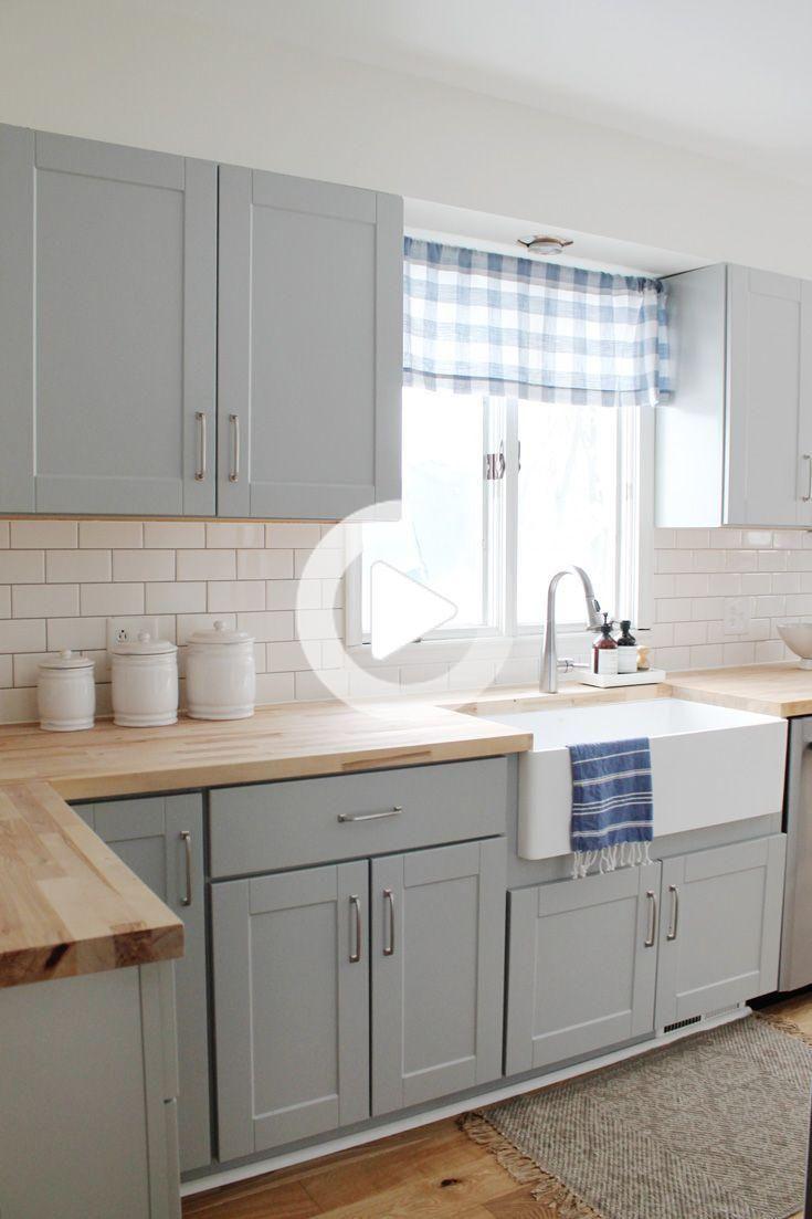 Piccolo Rimodellare Cucina Prima E Dopo In 2020 Simple Kitchen Remodel Kitchen Design Small Kitchen Remodel Small