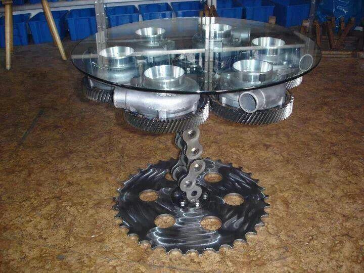 Turbo Table