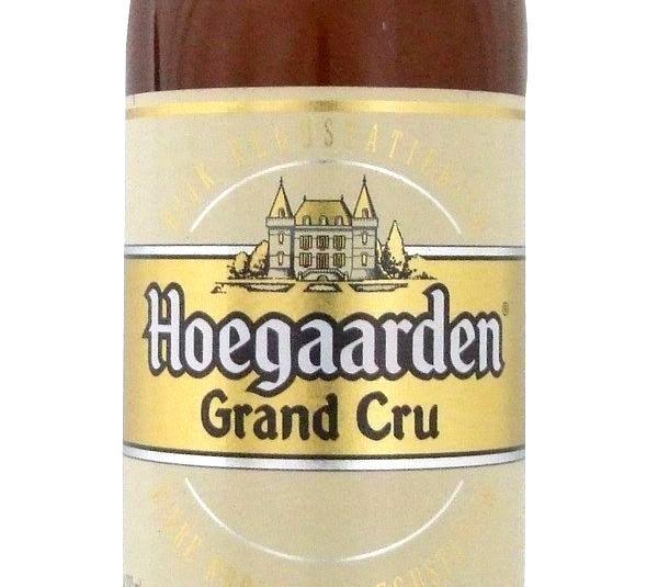 Hoegaarden Grand Cru 330ml Beer in New Zealand - http://www.bebeer.co.nz/beer-from-belgium-in-nz/hoegaarden-grand-cru-330ml-beer-in-new-zealand/ #NewZealand #Belgium #beer #beernz