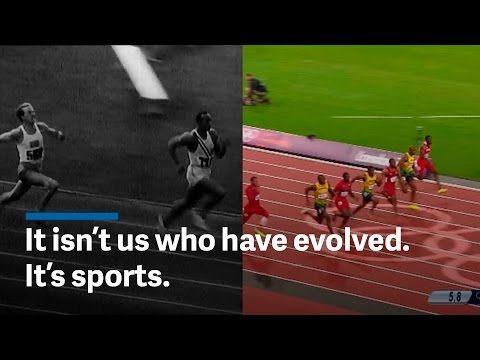 How do Olympians keep improving? - YouTube