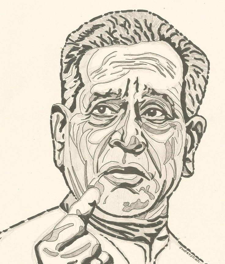 BHIMSEN JOSHI Person sketch, Art gallery, Sketches