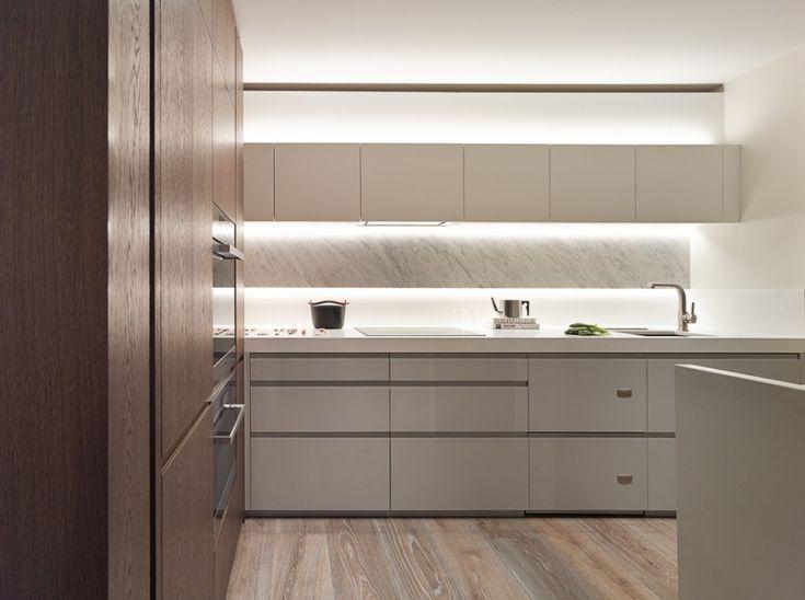 7 besten Kim Duffin\'s fabulous contemporary design kitchen: glass ...