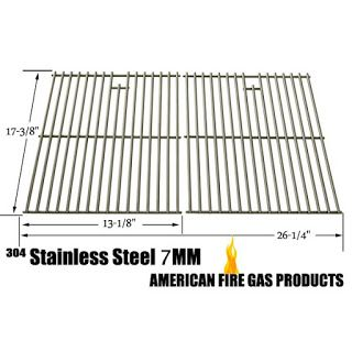 Grillpartszone- Grill Parts Store Canada - Get BBQ Parts,Grill Parts Canada: Huntington Cooking Grid | Replacement 2 Pack Stain...