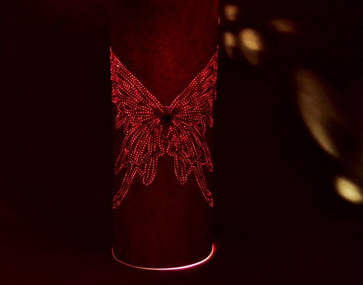 Punch Tool - Butterfly Lantern. Silver Bullet Professional