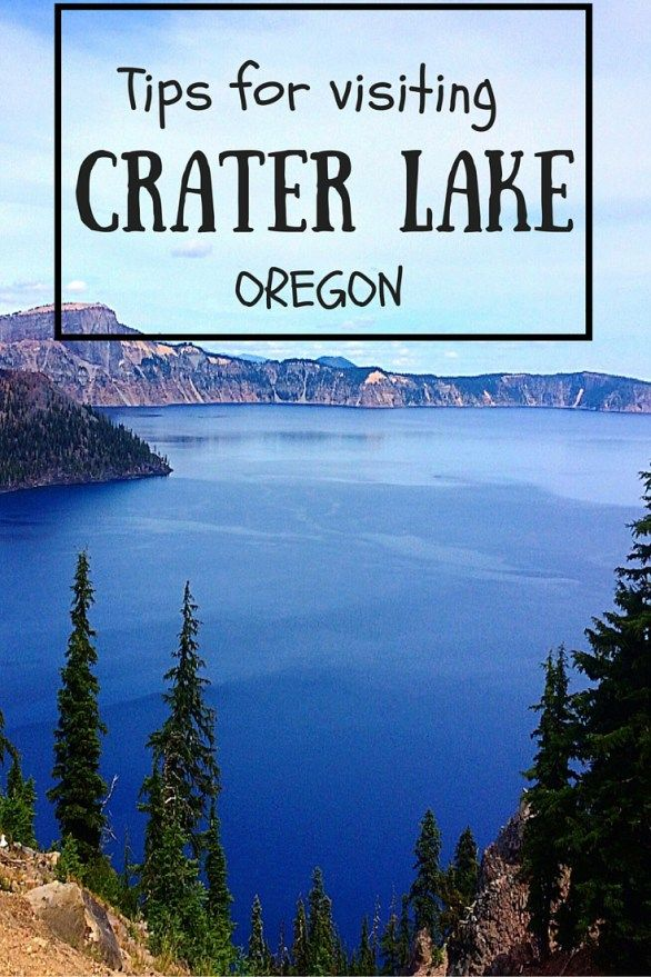 Day trips from Portland Oregon, Crater Lake national Park, Oregon National Parks, spending the day at Crater Lake fittwotravel.com