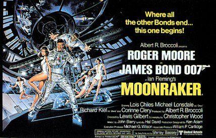 James Bond Movie Moonraker