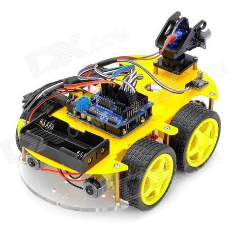 La respuesta es que puedes hacer/construir casi de todo. Arduino es una plataforma para programar un microcontrolador y por lo tanto puede hacer todo lo que puede hacer una MCU, todo depende de nue…