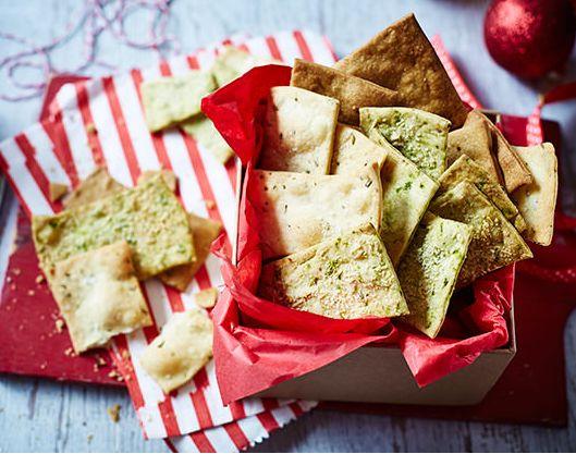 18 best handmade christmas tesco images on pinterest edible christmas crackers solutioingenieria Image collections