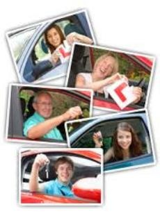 Take driving lessons along with a friend. Driving partners may ask each other a question about areas of driving they are confused in. They may also bring up discussions or exchange handy tips with each other as they progress.