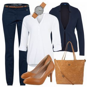 Business Outfits: Meeting bei FrauenOutfits.de
