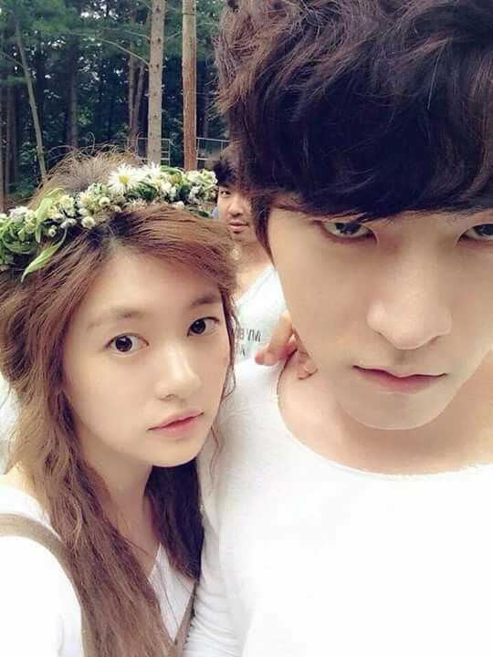 Jung So Min and Hong Jong Hyeon #Movie #Alice #Korean