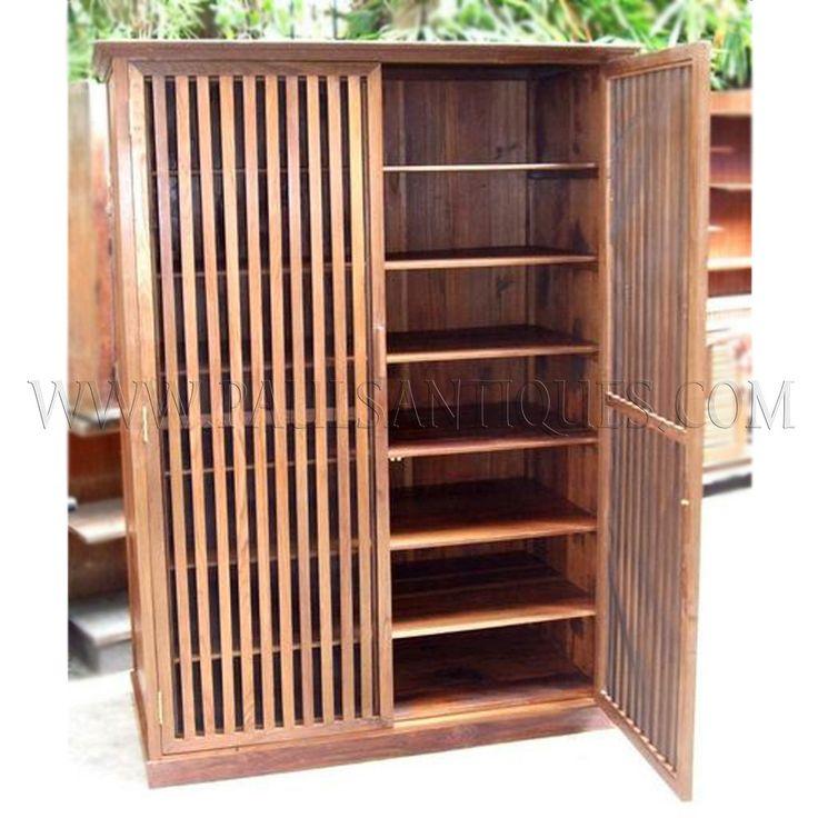 drifted storage dusr organization shoe depot space closet gray prepac b n compressed home the cabinet saving furniture