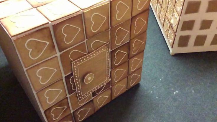 V Humpolci vznikají unikátní perníková kamna. Nápad vytvořit je ve skutečné velikosti vznikl před dvěma měsíci. Kamna budou zapsána do knihy rekordů. Na jejich výrobě se navíc podílejí obyvatelé města.