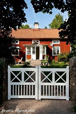 welcome to our house! Sweden