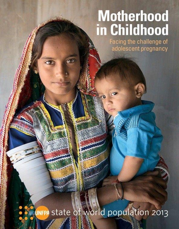 Motherhood in Childhood: the Global Teen Pregnancy Crisis #globalmoms