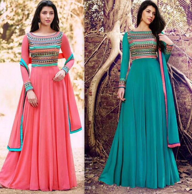 Salwar Kameez 155249: Salwar Kameez Pakistani Indian Bollywood Designer Anarkali Suit Dress Fashion W1 -> BUY IT NOW ONLY: $42.99 on eBay!