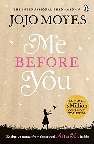 Book seven - Me Before You by Jojo Moyes. Did it make me cry, yeah. Did it live up to the hype, hmm.
