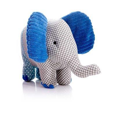 Image for Vintage Plush Elephant from Kmart