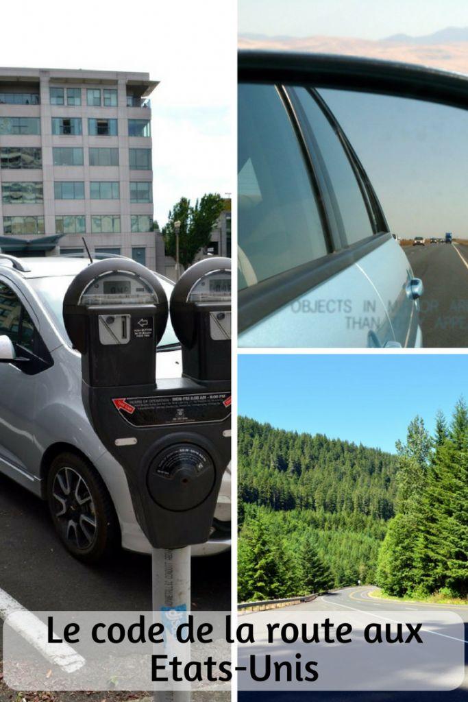 Toutes les infos pratiques pour conduire sereinement aux Etats-Unis : le code de la route aux Etats-Unis, louer une voiture, les panneaux, l'essence... * * * #Conduireauxusa #codedelaroute