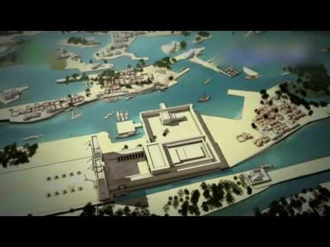 Best Atlantis Images On Pinterest Atlantis Documentaries - Explorers discover ancient 1200 year old egyptian city