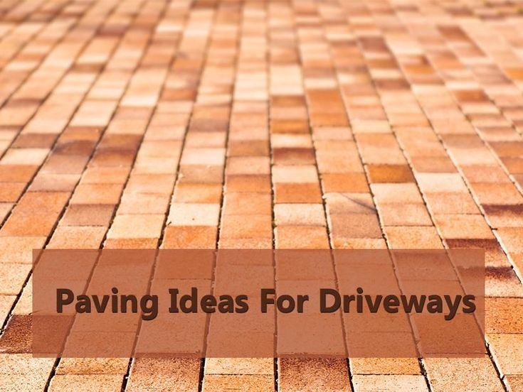 There is no better way to create the perfect outward impression than with an attractive driveway. Many people don't think of it, but the driveway is essentially the first thing a person sees of your home.