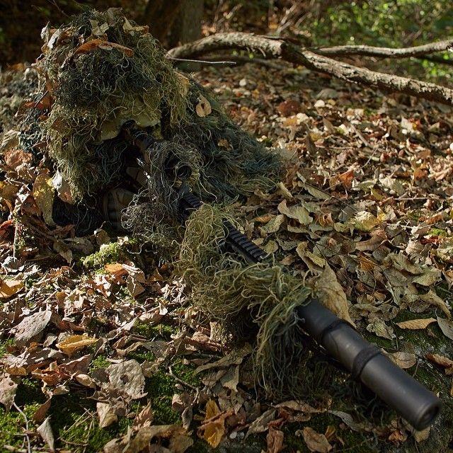 Ghillie suit in the wild. #atomic #atomictactical #ccw #ccweapon #2ausc #America #2ndAmendment #USA #ghilliesuit #camo #camouflage #nature #gun #guns #rifle