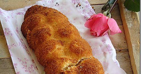 Κέικ με γεύση τσουρεκιού