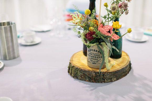 Image by Lee Garland - http://www.weddings.leegarland.co.uk/ Flowers by - www.theflowermilldraycott.co.uk