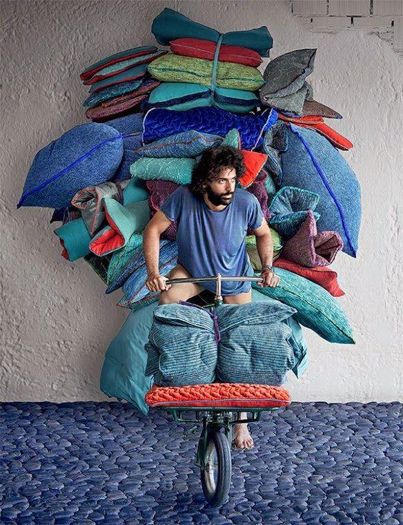 Méchant Studio Blog: fabrics by Paola Navone