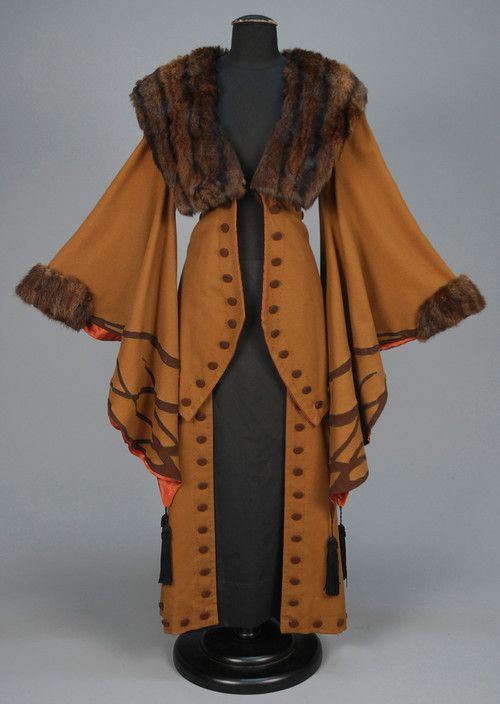 Coat, early 20th century From Whitaker Auctions