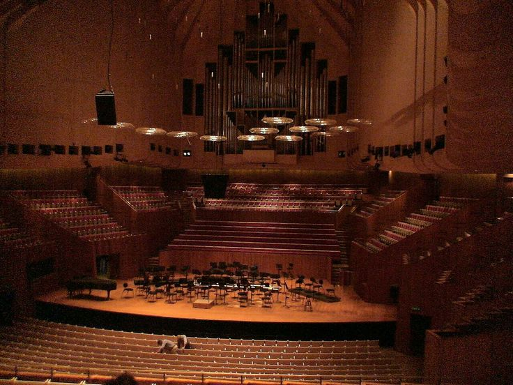 The Concert Theatre of Sydney Opera House
