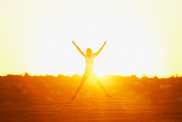 Vitamin D in Sunshine May Have a Surprising Effect on Cancer : A new reason to soak in the sun!  #SelfMagazine