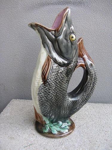 Pinterest the world s catalog of ideas - Fish pitcher gurgle ...