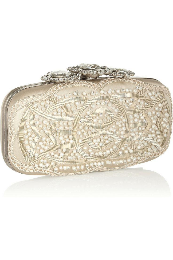 Bridal Clutch on Pinterest | Wedding Clutch, Luxury Designer and ...