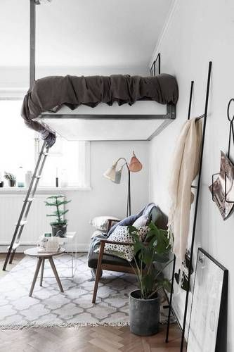 DOMINO:making the most of a small space: 18 genius ideas