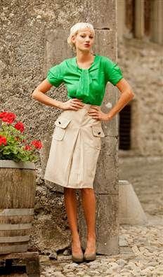 Foxhunt Skirt
