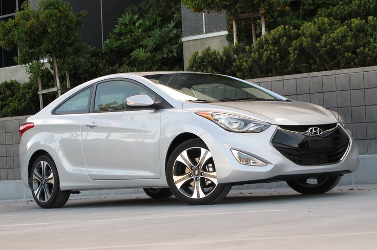 Nice Awesome 2013 Hyundai Elantra Coupe